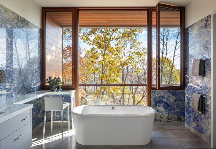 Фото №7 - Современный загородный дом в американской глубинке