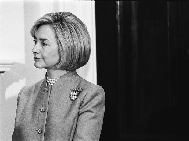Фото №4 - Внутри скандала с Моникой Левински: что происходило в Белом доме накануне импичмента Билла Клинтона