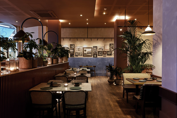 Фото №7 - Индийский ресторан Darjeeling Express в Лондоне