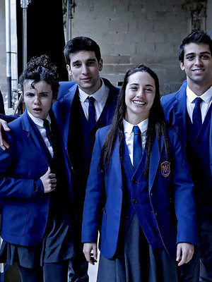 Photo # 2 - We look forward to: 8 new Spanish TV series, which will be released this season