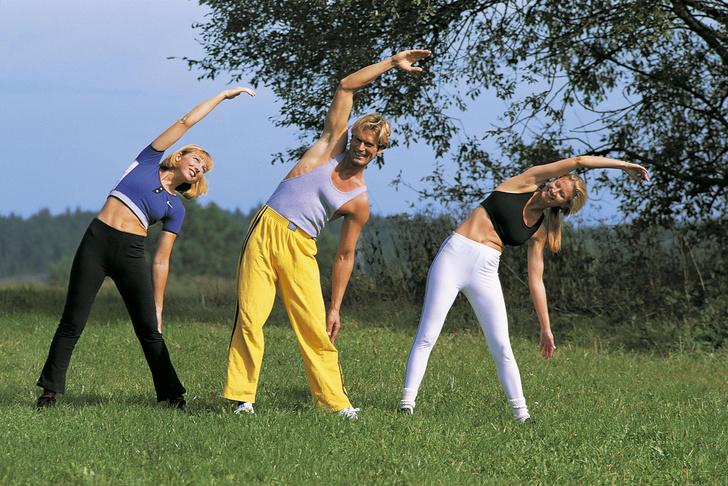 ритмическая гимнастика 80-х и 90-х годов видео фото