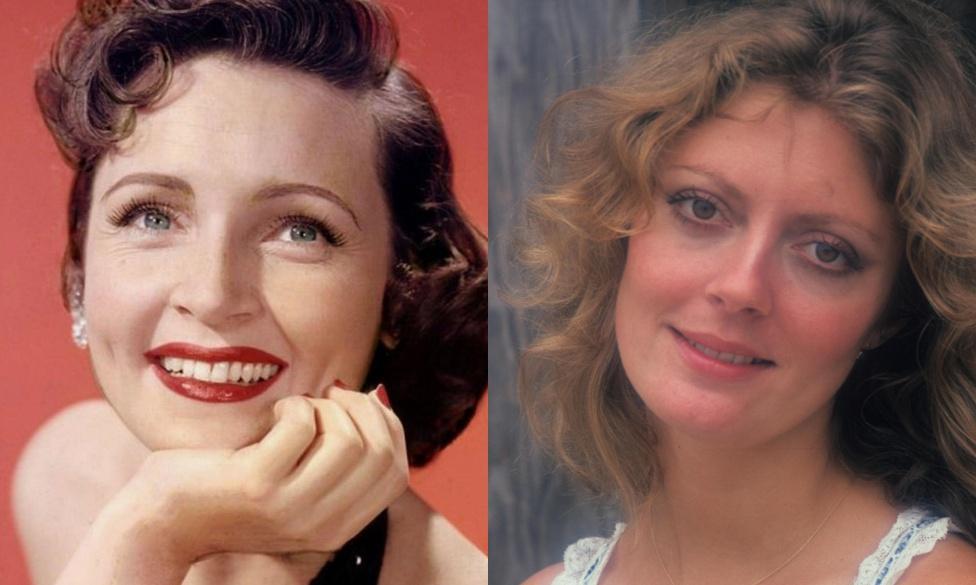 10 легендарных голливудских актрис в молодости и сейчас