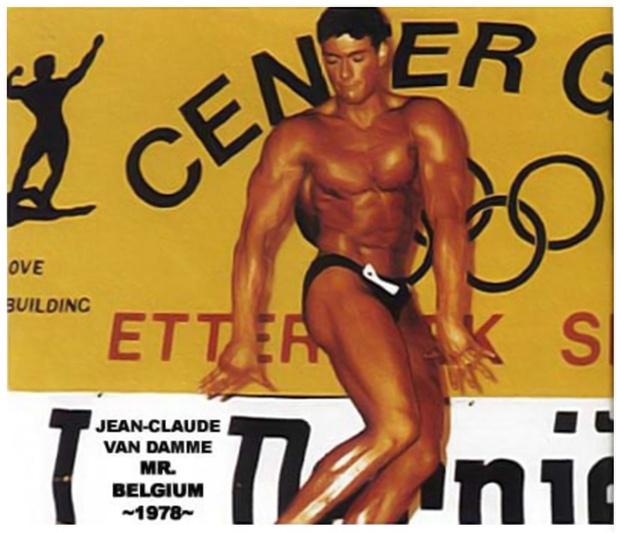 Фото №4 - 13 фактов о ходячей мышце по имени Жан-Клод Ван Дамм