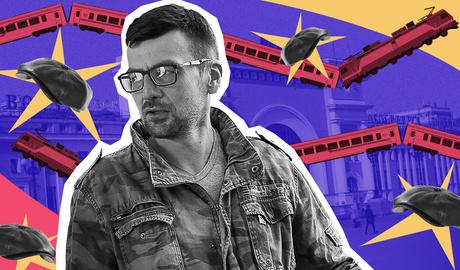Юрий Лобанов: «Кепка— это лицо привокзального пацана»