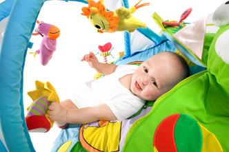 Фото №4 - Первые игрушки малыша (от 0 до 6 месяцев)