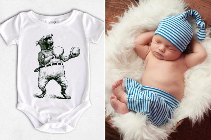 Фото №3 - Приданое малыша: полный ликбез! Что нужно купить к рождению ребенка