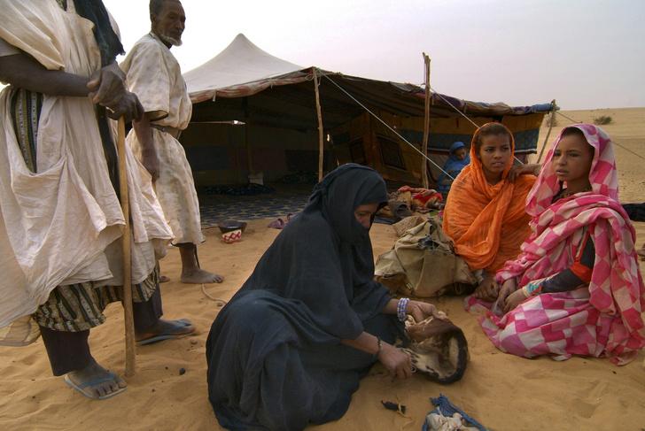 Фото №5 - Почему вы с размером S никогда бы не вышли замуж в Мавритании