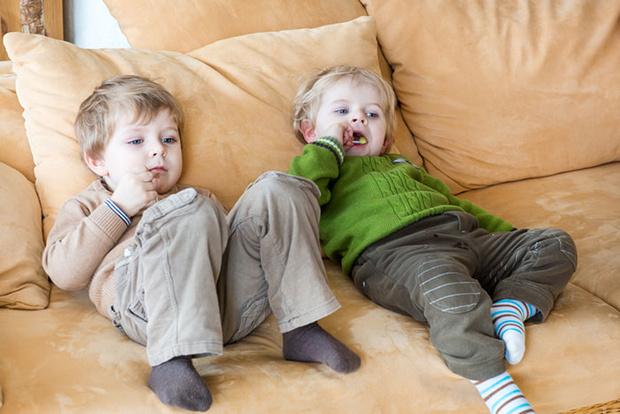 Фото №1 - Что на самом деле видят дети по ТВ