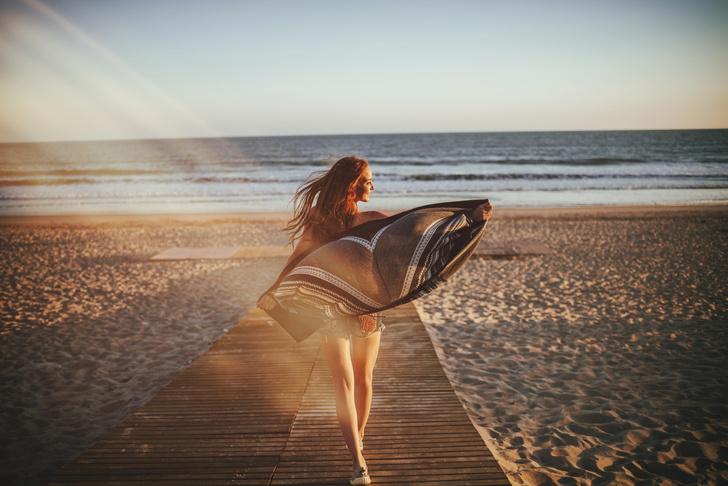 Фото №4 - Как восстановить волосы после солнца и моря 🌊