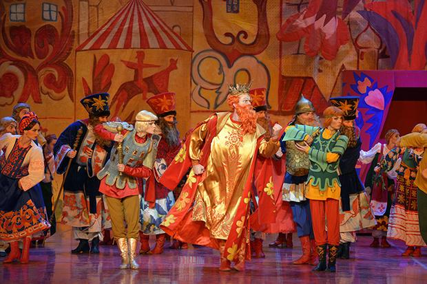 Фото №1 - Большие юбилейные гастроли Театра Наталии Сац продолжаются