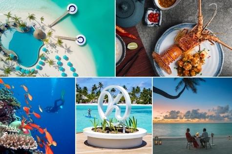 Курорт Kandima Maldives: новые горизонты безупречного отдыха на Мальдивах