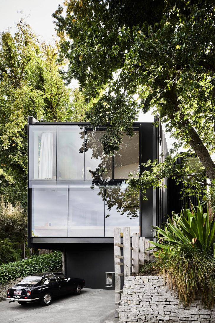 Фото №10 - Дом архитектора Джона Уордла в Мельбурне