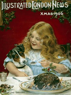 Фото №2 - Секретный рецепт любимого рождественского пудинга Виндзоров