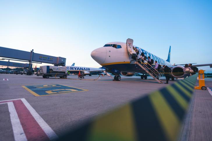 Фото №6 - Пять причин полюбить последний ряд в самолете