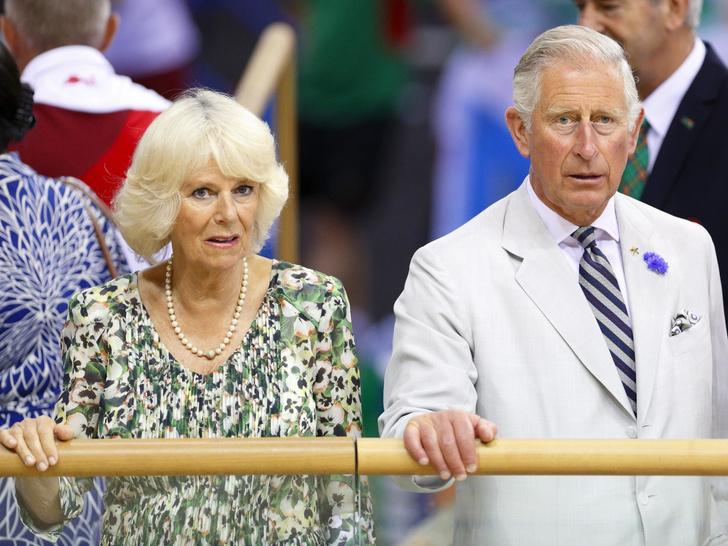 Фото №1 - Досадный конфуз: как герцогиню Камиллу перепутали с принцессой Дианой