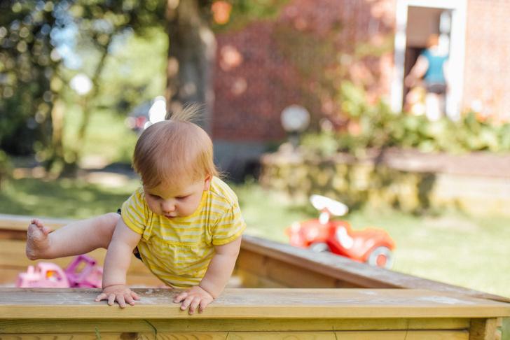 Что надеть ребенку летом