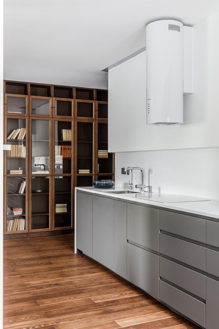 Фото №5 - Квартира 124 м² для искусствоведа и ученого в Химках
