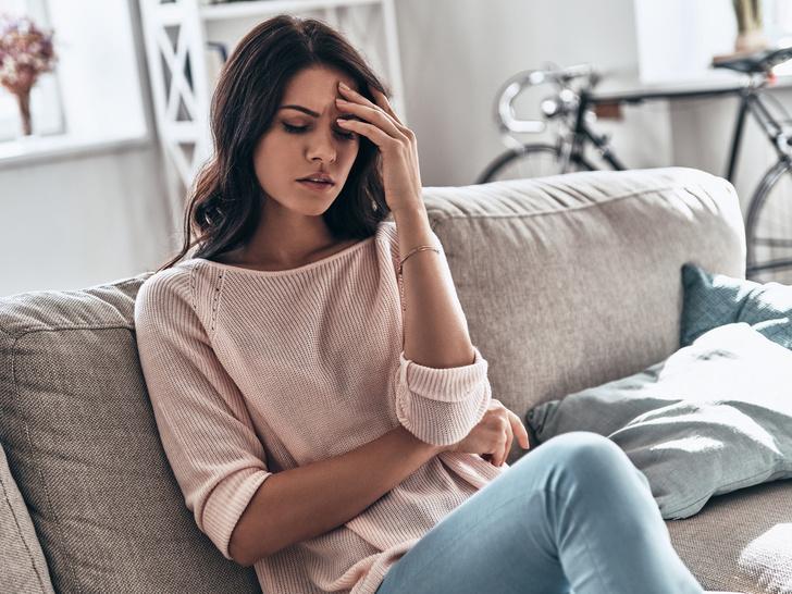 Фото №2 - Марафон антистресса: как справиться с тревожным состоянием без переедания и таблеток