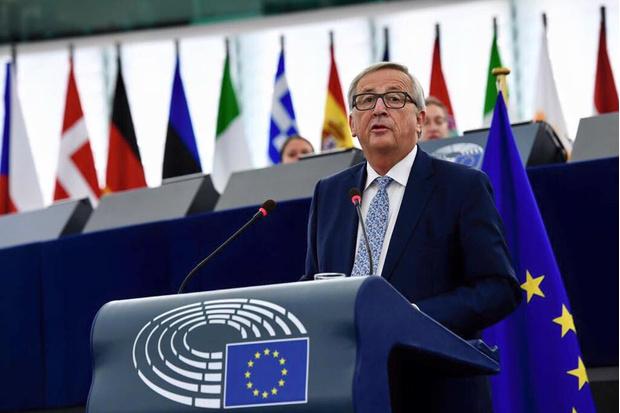 Жан-Клод Юнкер, председатель Европейской комиссии