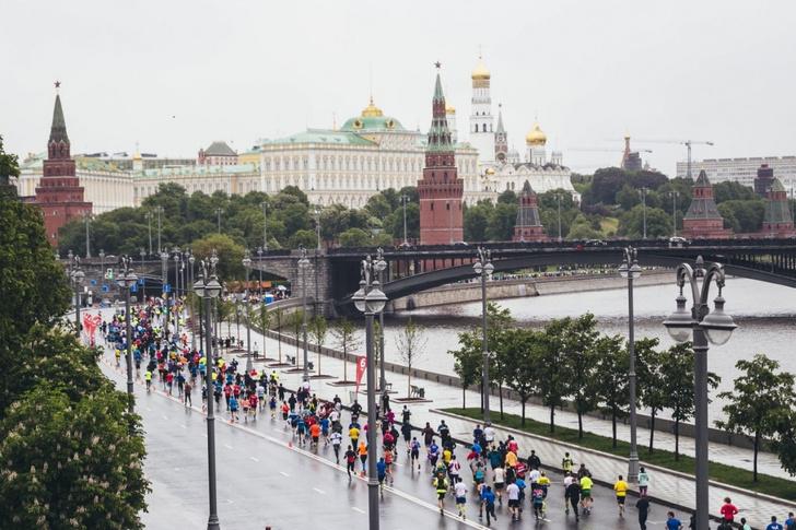 Московский марафон