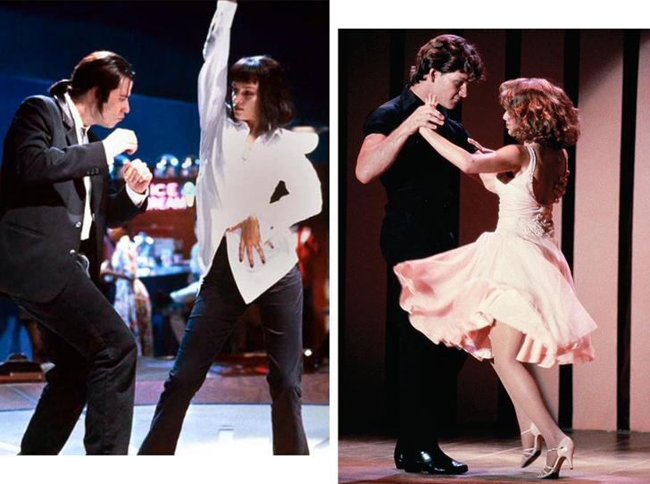 Фото №1 - Самые красивые и запоминающиеся танцевальные сцены в истории кино