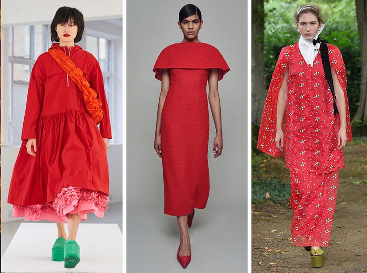 Фото №4 - Тренды весны и лета 2021 с Недели моды в Лондоне