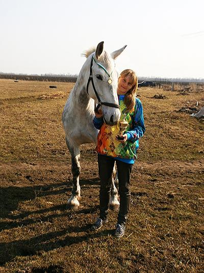 Фото №14 - Девушки на коне: самые романтичные наездницы Ульяновска