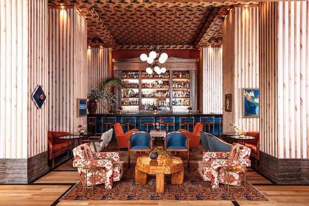Фото №15 - Отель Austin Proper Hotel по дизайну Келли Уэстлер