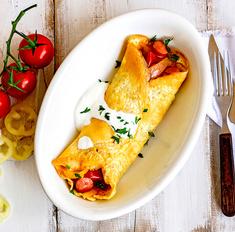 Что приготовить из яиц быстро и легко, кроме омлета и яичницы