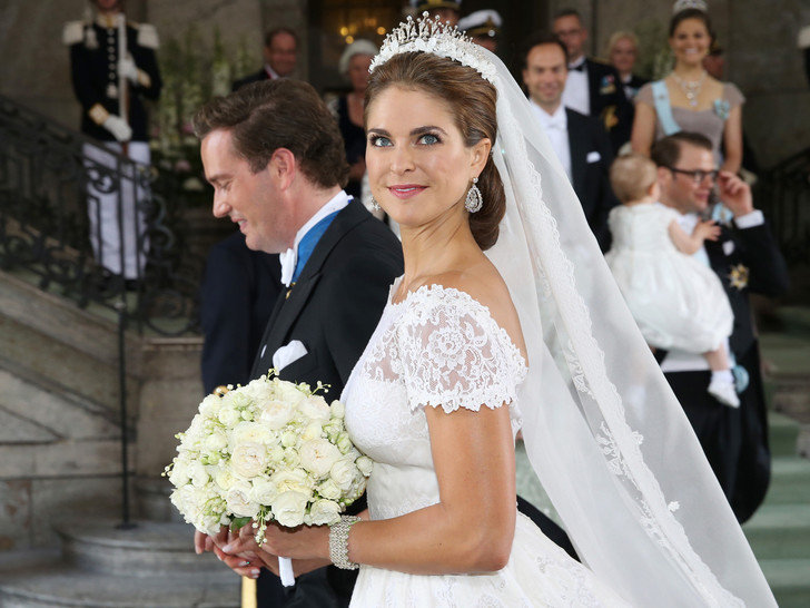 Фото №7 - От макияжа до прически: секреты красоты королевских невест
