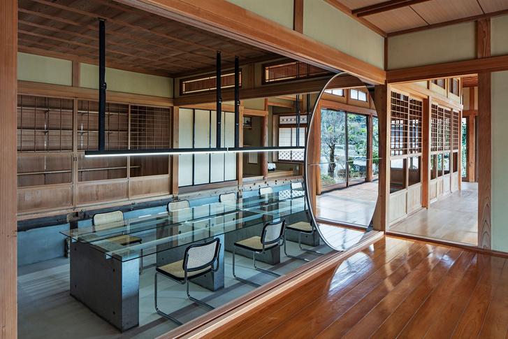 Фото №1 - Офис и мастерская керамики в традиционном японском доме