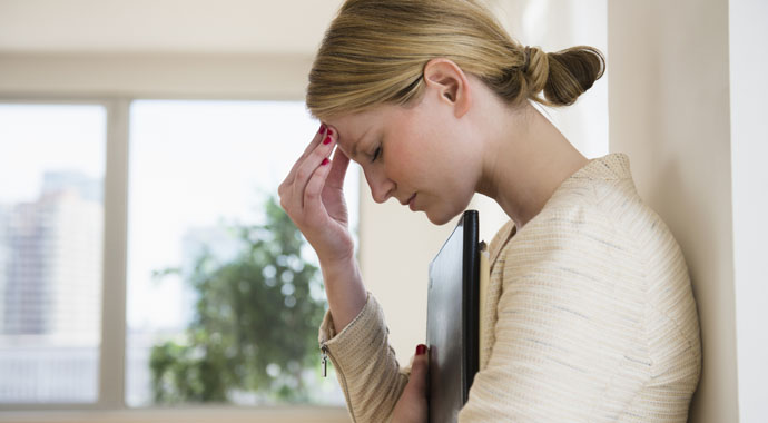 3 упражнения, чтобы быстро снять эмоциональное напряжение