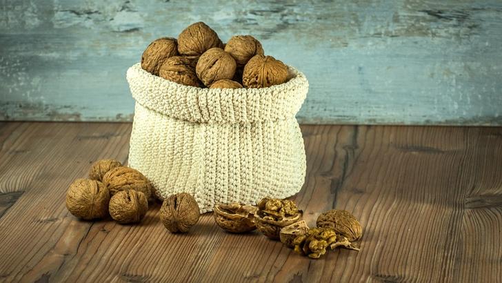 грецкие орехи снижают плохой холестерин