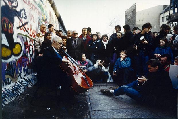Фото №9 - 52 года гармонии: история любви Ростроповича и Вишневской