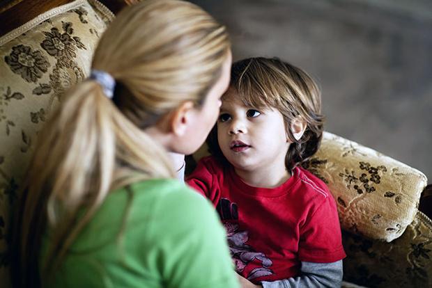 Фото №1 - Заикание у детей: что делать