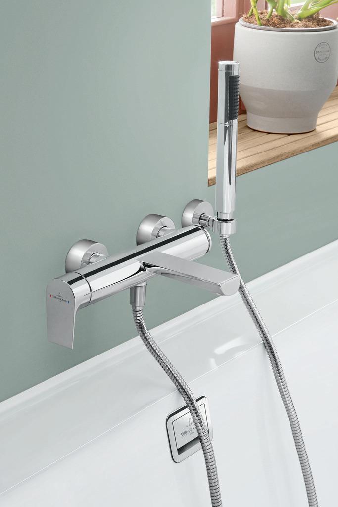 Фото №9 - Как выбрать смеситель для ванной комнаты?