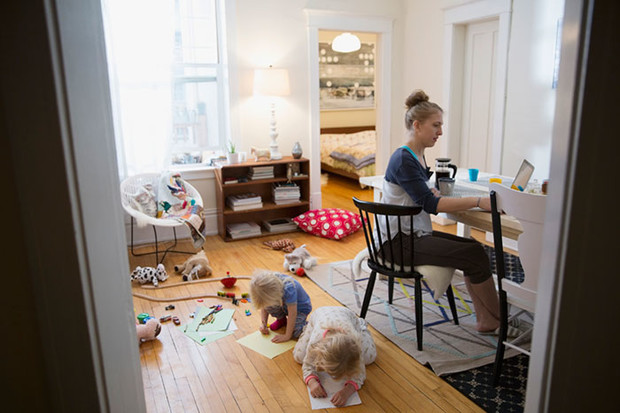 Фото №6 - Работа на дому в декрете: идеи для мам