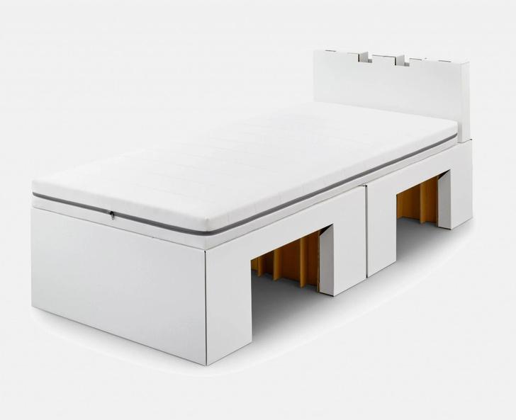 Фото №2 - Олимпиада в Токио: картонные кровати для олимпийцев