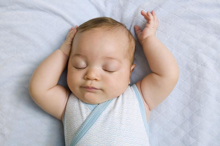 Фото №1 - Что делать, чтобы младенец хорошо засыпал: 7 простых правил