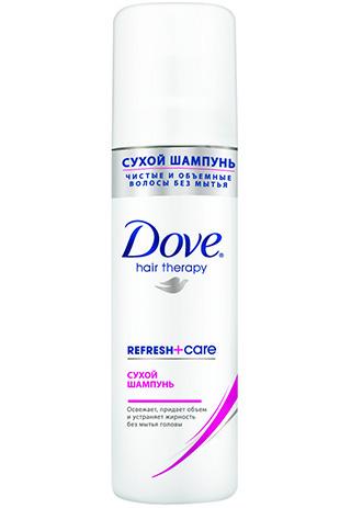 Сухой шампунь Dove