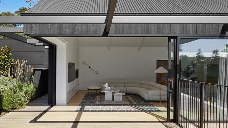 Фото №7 - Дом в светлых тонах в Австралии