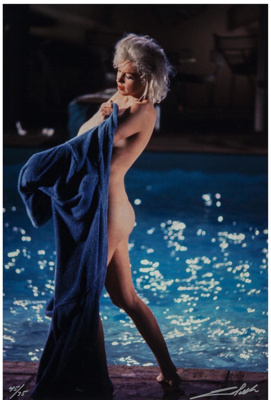 Фото №4 - Одна из последних фотосессий Мэрилин Монро в стиле ню, которую мало кто видел