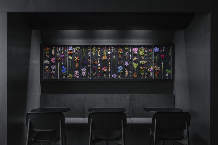 Фото №1 - Ресторан и бар Burnside в Токио по проекту Snøhetta