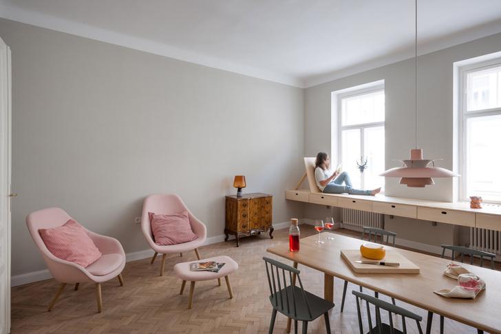 Фото №5 - Квартира для пары велосипедистов в Вене