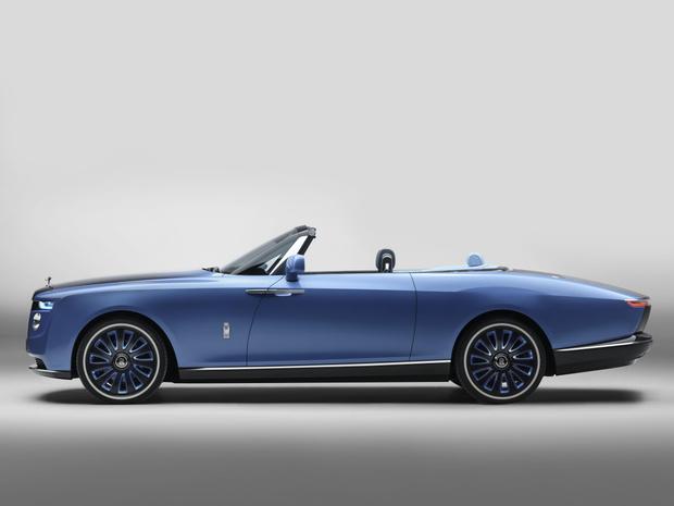 Фото №2 - Rolls-Royce запускает подразделение Coachbuild для производства автомобилей с уникальным кузовом