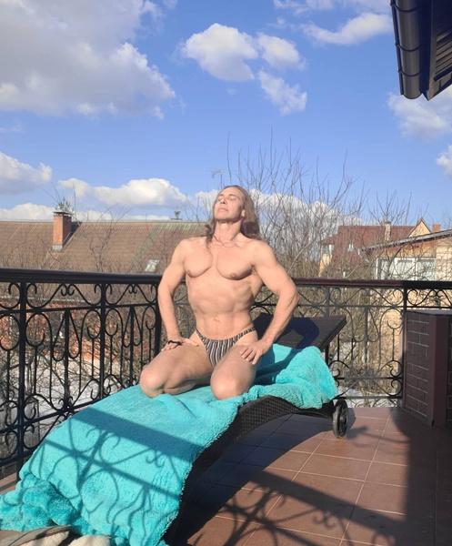 Сергей Глушко: Тарзан, муж Наташи Королевой, фото, голый, стриптизер