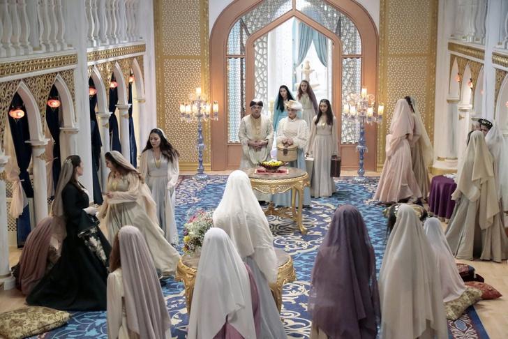 Правила и секреты гарема и поведение девушек-наложниц в османской империи
