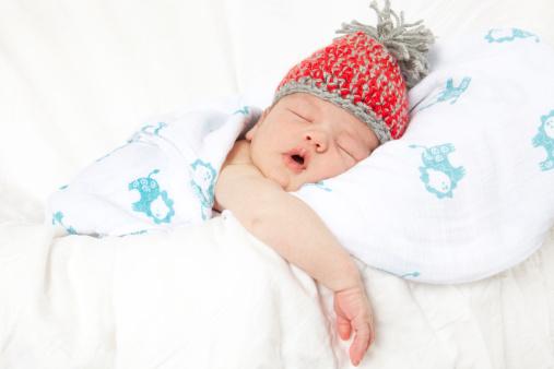 Расстройство сна у грудного ребенка: чем ему это обернется в будущем
