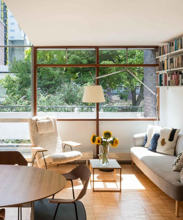 Двухуровневая квартира в Лондоне