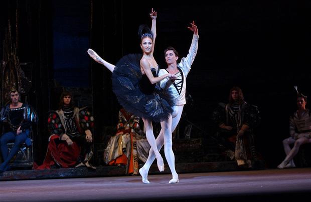 Фото №16 - Самые красивые балерины мира, от которых захватывает дух
